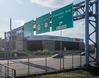 Hamilton Exit