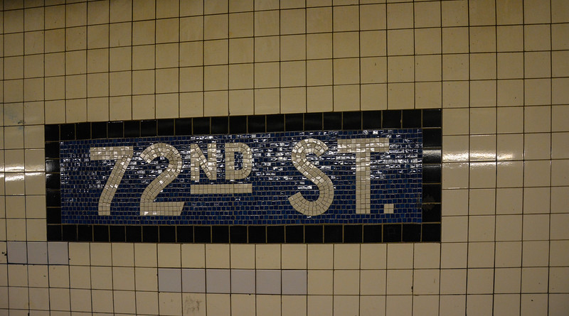 This is...72nd Street