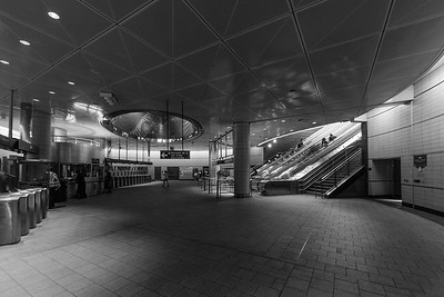 Hudson Yards Mezzanine