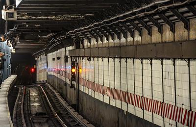 Metro or Light Rail Infrastructure
