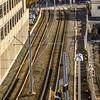 Urban Light Rail Tracks