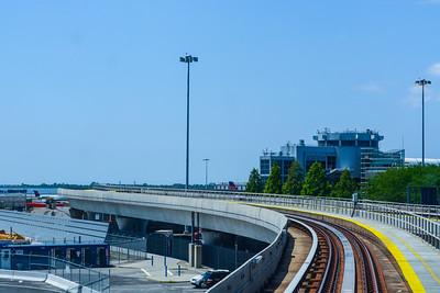 Airtrain Guideway