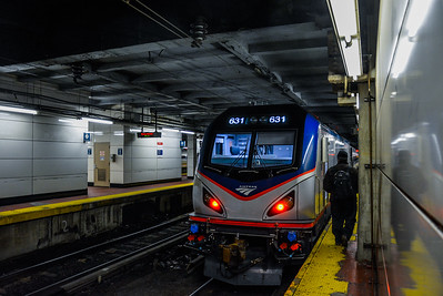 631 at Penn Station New York