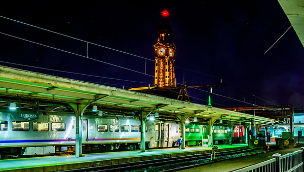Urban Train Stations