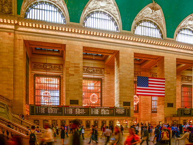 Grand Central Rush