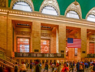 Grand Central Rush