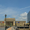 30th Street Station & the Cira Centre