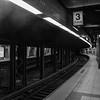 Curved Underground Platforms