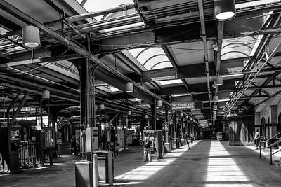 Deserted Concourse
