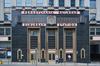 Pennsylvania Railroad Suburban Station
