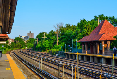Main Line at Forest Hills
