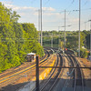 Curving Tracks in Rahway
