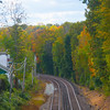 Autumn Colors along the Harlem Line