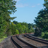 Curved Tracks in Manasquan