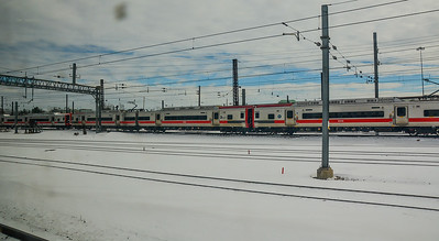 Long Red Dragon Train