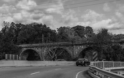 Creek Viaduct Arches