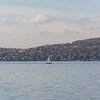 Sailing down the Hudson