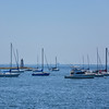 Boats on Black Rock Harbor