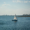 Channel Sailboat