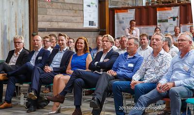 nederland 2017, groningen, zernikelaan, aanleg stadsverwarming