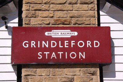 Grindleford Station