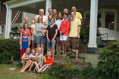 Ingalls Family Reunion, June 2015