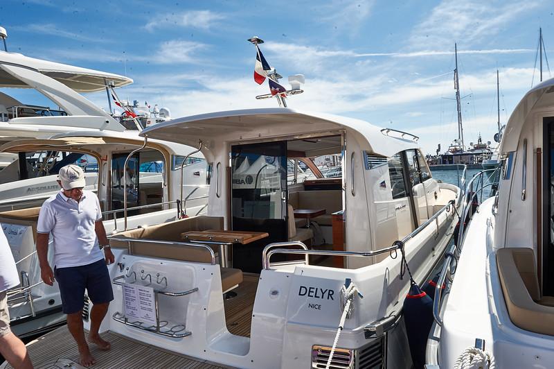 De svenske Nimbus-både har succes i Middelhavet