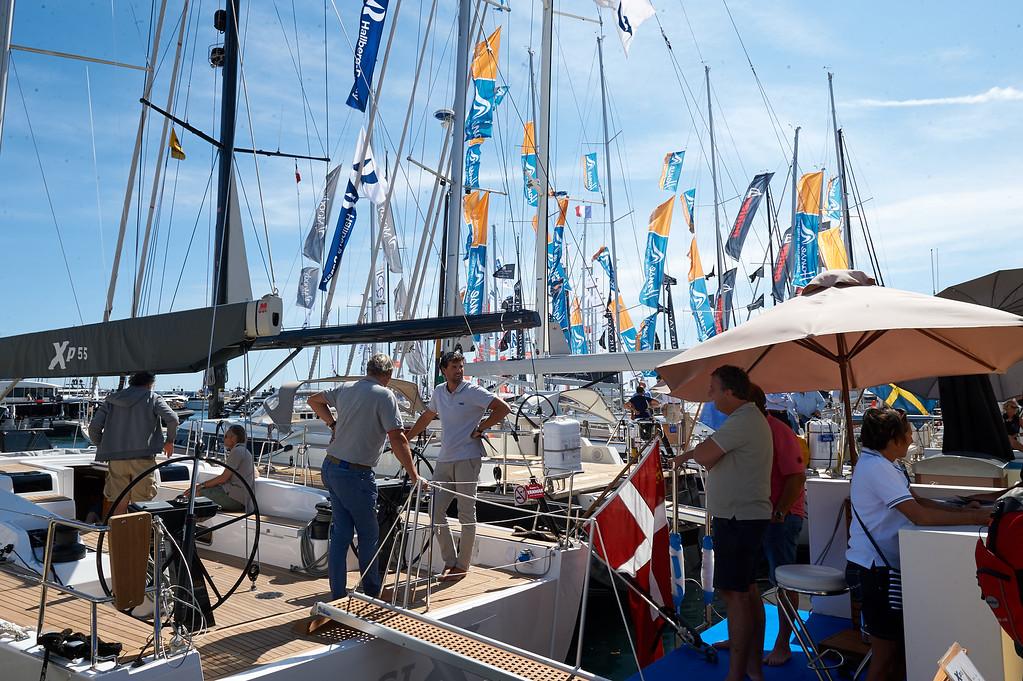 Dansk sejlmaskine -  X-Yachts XP55 til 6,3 milloner