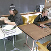 The Ingenuity Hub, an alternative after school program, has been up and running in Leominster for a about a year. Students Niko Corliss, 16, and Kiernan Frazier, 14, works in their classroom on Thursday afternoon. SENTINEL & ENTERPRISE/JOHN LOVE