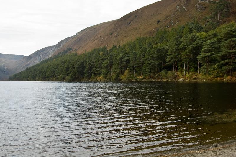 Lago en Wicklow