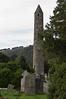 Torres del monasterio de San Kevin