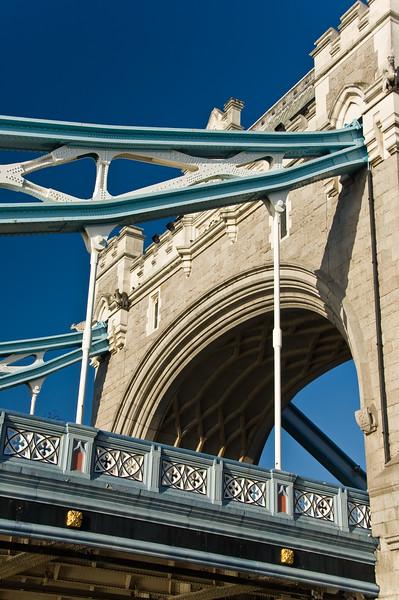 Estructura del Puente de la Torre