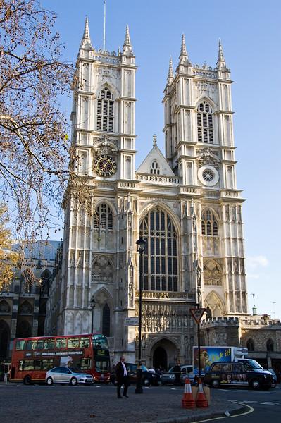 Torres de la Abadía de Westminster