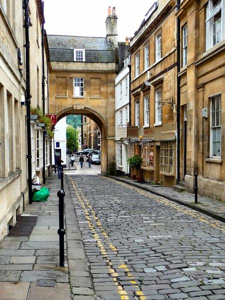 Centro Histórico de Bath