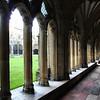 Claustro da Catedral de Canterbury
