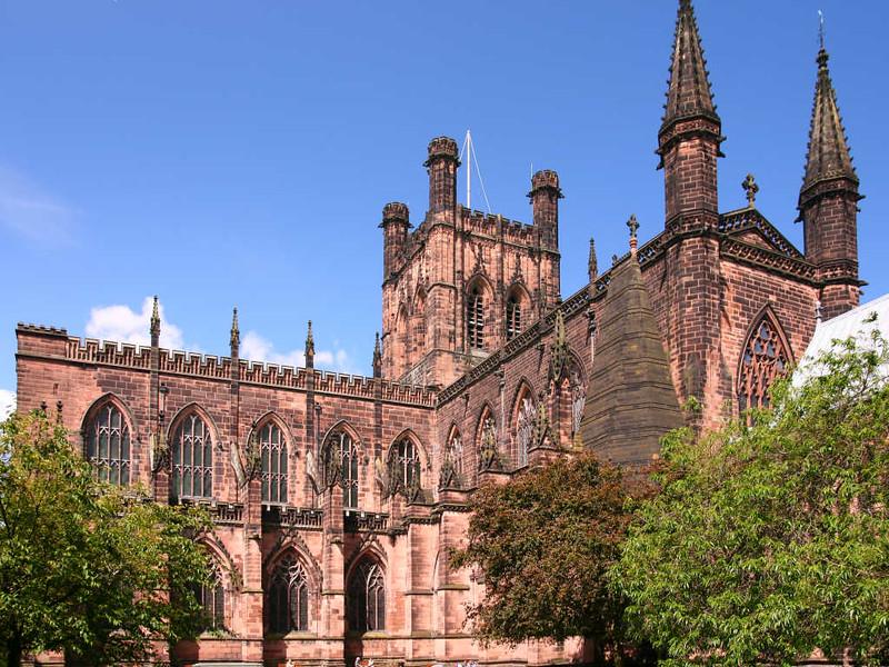 Catedral de Chester