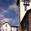 Detalhes Arquitetônicos de Bowness-on-Windermere