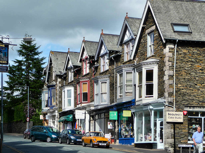 Centro de Bowness-on-Windermere