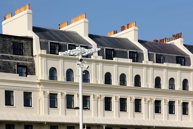 Detalhe Arquitetônico em Dover