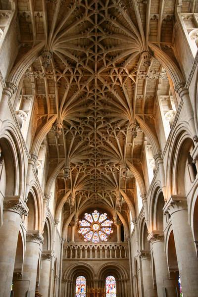 Interior da Catedral do Christ Church College