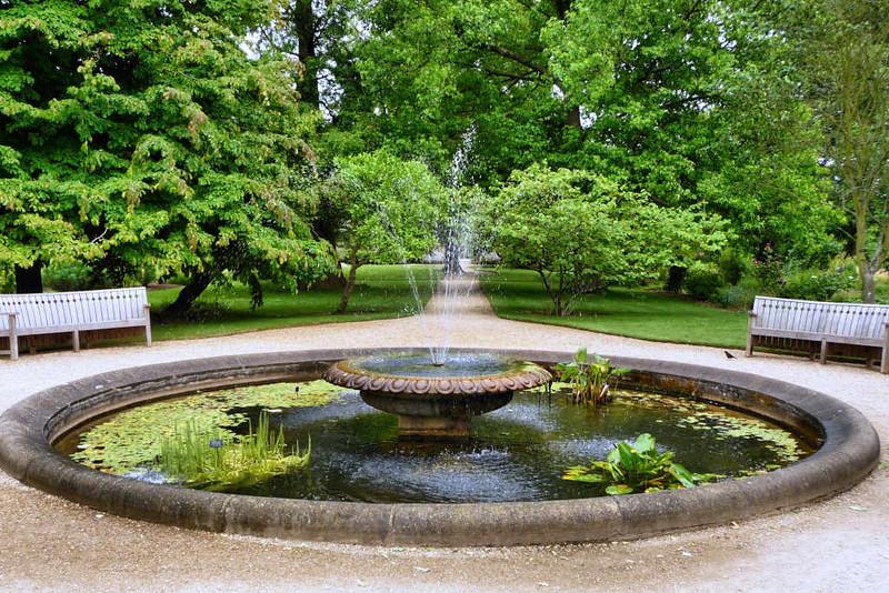 Jardim Botânico de Oxford