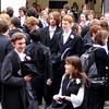 Estudantes em Oxford