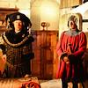 Ambientes Medievais do Castelo de Warwick