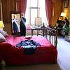 Ambientes do Século 19 do Castelo de Warwick