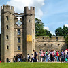Área Interna do Castelo de Warwick