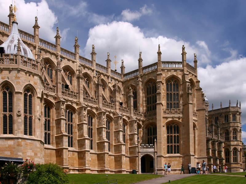 Capela de São Jorge, Castelo de Windsor