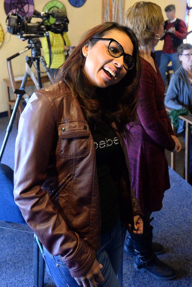 Ingrid Encalada Latorre Sanctuary at Unitarian Universalist Church of Boulder