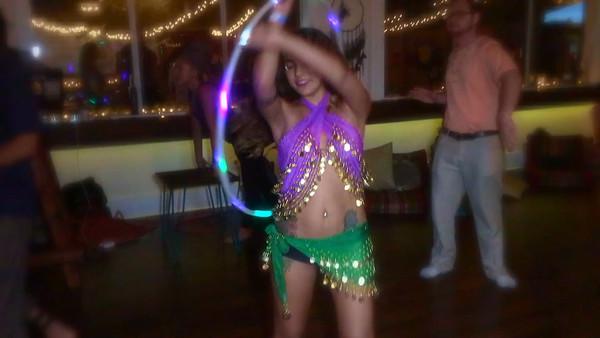 Samantha Santiesteban - Hoop Dancing