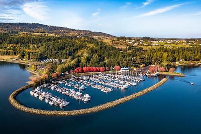 John Wayne Marina, Sequim, Washington