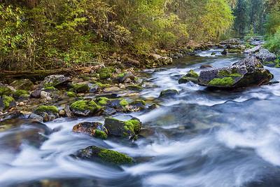 Slate Creek Rapid, Idaho.